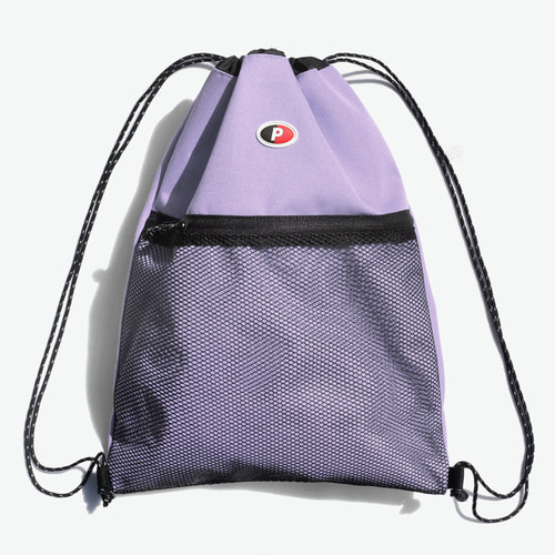 ICON GYM SACK (PURPLE)