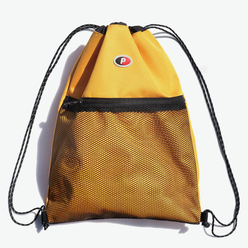 ICON GYM SACK (MUSTARD)