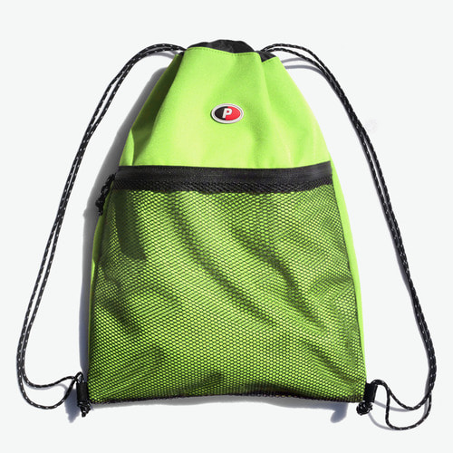 ICON GYM SACK (LIME)