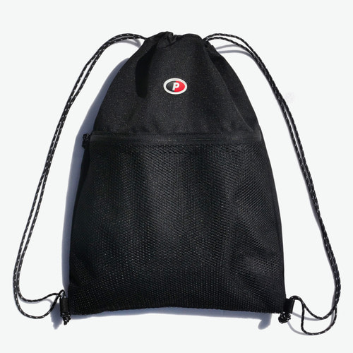 ICON GYM SACK (BLACK)