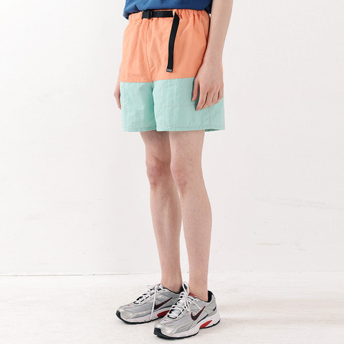 NYLON COLOR SHORTS (MINT)