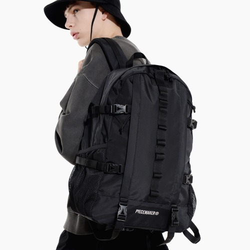 EQUIPMENT BASIC BACKPACK (BLACK)