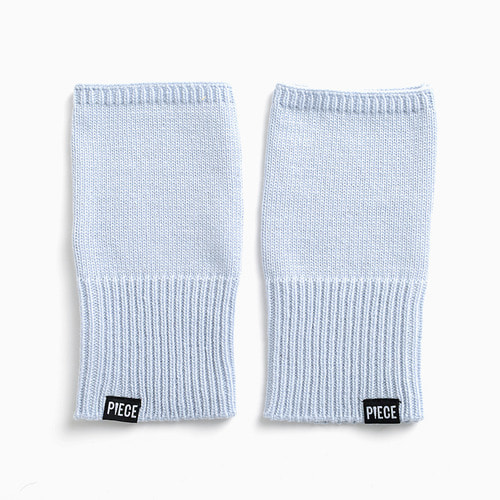 CASHMERE ARM COVER (SKY BLUE)
